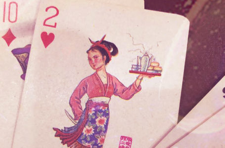 Features of the game of Chinese poker