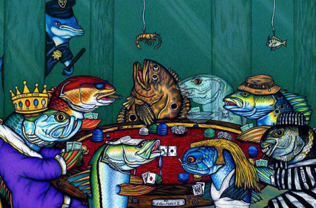 Poker strategy: how to play against the fish